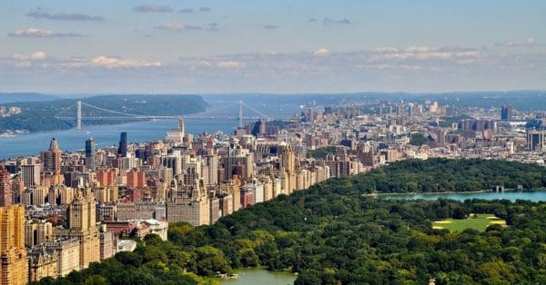 Viaggio in USA, tour di New York