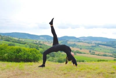 Viaggio in Toscana, weekend yoga in Lunigiana