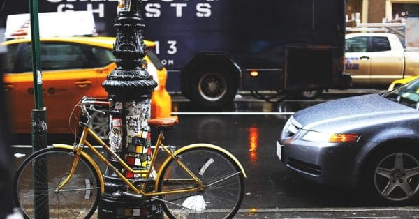 Viaggio a New York in bicicletta